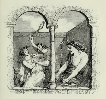 Aesop's Books: illustrated fables you can read online: Discord