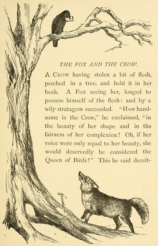 Aesop's Books: illustrated fables you can read online: The ...